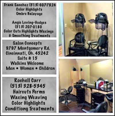 Salon Concepts